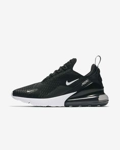 Nike Air Max 270 Men s Shoe All White Nike Shoes 493130ef7