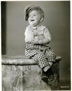 "Eve Out of The Garden: ""The Little Rascals"" -- ""Spanky"" George MacFarland"