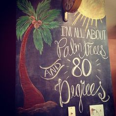 Over 10 colorful holiday chalkboard walls to make your home merry and bright! - Chalk Art İdeas in 2019 Chalkboard Doodles, Chalkboard Art Quotes, Blackboard Art, Chalkboard Print, Chalkboard Drawings, Chalkboard Lettering, Chalkboard Designs, Chalkboard Ideas, Wall Quotes