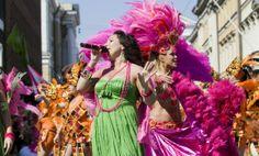 Helsinki Blog | Samba Carnaval in Helsinki, 7. Juni 2014, Bild: Helsinki City Tourist & Convention Bureau/Lauri Rotko