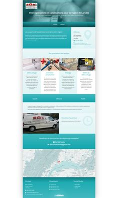 SOS Canalisation - Votre spécialiste en canalisations pour la région de La Côte - Débouchage, entretien canalisation, vidange, méthode débouchage