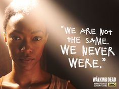 The official site of AMC's original series The Walking Dead. Upgrade to AMC Premiere to watch ad-free. Walking Dead Funny, Walking Dead Series, Walking Dead Season, Fear The Walking Dead, Sasha Williams, Dead Inside, Stuff And Thangs, Television Program, Best Shows Ever