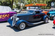 50th Annual LA Roadster Show Part I | Hotrod Hotline