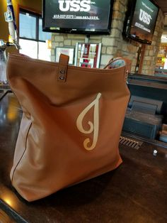 About Town tote