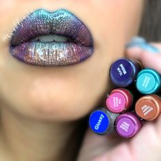 Virtuous and Artistic collection of Colored Lips – My hair and beauty Lipsense Lip Colors, Lip Gloss Colors, Lip Sence Colors, Senegence Makeup, Senegence Products, Best Lipsticks, Kissable Lips, Copper Rose, Pink Lips