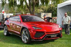 Роскошный Lamborghini Urus доступен для заказа