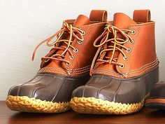 L.L.Bean Bean Boot ($89) The Bean has been the quintessential rain boot for more than a century, remaining largely unchanged except for the Gore-Tex membrane and Thinsulate inner lining.