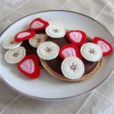 Pretend Felt Food - Pancakes - Kids - Play Food - Pancake Breakfast - Imaginary…