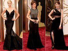 Oscar Dresses 2014 Red Carpet Trends