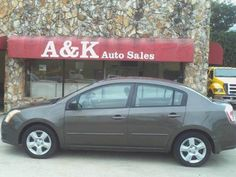 2007 Nissan Sentra for sale in Greenville, SC