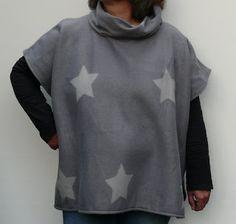 gkkreativ: Anleitung Sternenzauber Knopf - Sweater