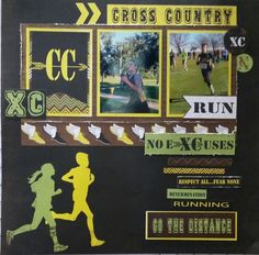 Cross Country - Scrapbook.com
