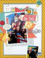 A Project by add1cted from our Scrapbooking Gallery originally submitted 01/18/13 at 07:21 AM