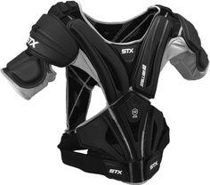 STX Stallion HD lacrosse shoulder pad reviews