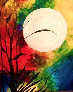 Paint Nite Sacramento | Cheer's 10/18/15 12:30pm