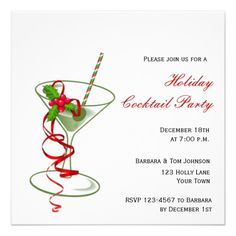 cure holiday party invitations christmas party invitations pinterest holiday parties holiday and holiday party invitations - Christmas Cocktail Party Invitations