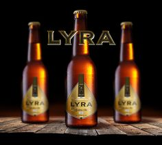 Lyra Beer on Packaging of the World - Creative Package Design Gallery