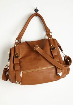Accessories - Every Day, Everywhere Bag in Cognac