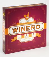 Wine Nerd Board Game. Trust us, you won't regret this purchase.