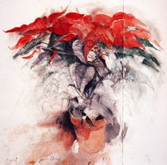 by Abstract Expressionist Jim Dine