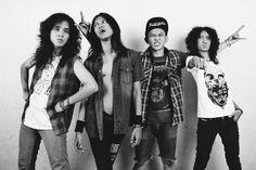 KRAS (Heavy Metal Punk Machine)