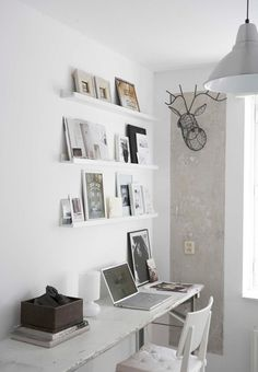 the white office.