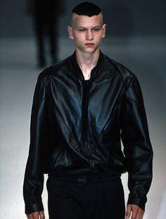 Raf Simons S/S 2000 #collection
