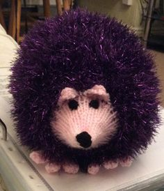 Tinsel Hedgehog Knitting Pattern : Details about Tinsel Wool Patterns from King Cole, Owl ...
