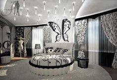 Awesome Bedroom Design [ SpecialtyDoors.com ] #bedroom #hardware #slidingdoor