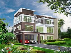 Style is redefined in this Villas, the contemporary gated community of luxurious villas which are priced just right.