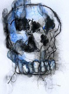 Peintures - http://www.meguisanchez.com/.