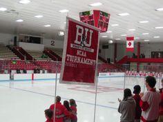 Boston University Men's Ice Hockey 2013 Team Schedule #bostonusa