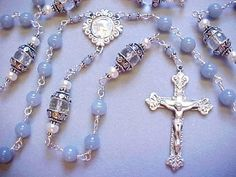 Magnificat Rosaries/ Heirloom Quality Hand Crafted Catholic rosaries