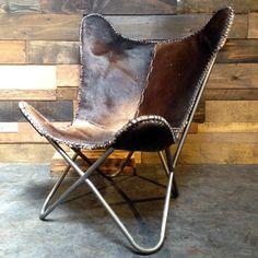 Butterfly Chair - F200   A MERCH