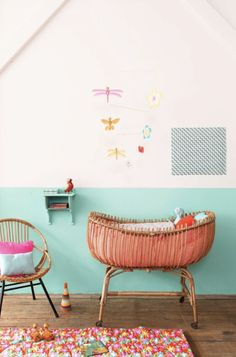 Some nursery trends have become staples that seemingly will never fall from grace (looking at you, flokati rug!), while others will make a short, award-winning performance—never to been seen again. We've rounded up nine trends that, if we had to bet on it, we'd say will be sticking around for a while. The one common denominator? Sophistication.