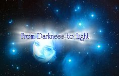 dark to light pictures | ... story there are times that life shows only darkness but darkness is
