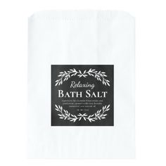Black Vintage Relaxing DIY Bath Salt Labels | Zazzle.com Black Chalkboard, Diy Chalkboard, Diy Bath Salt Labels, Homemade Scrub, Relaxing Bath, Vintage Labels, Bath Salts, Custom Stickers, Activities For Kids