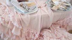 Bring vintage style to your living space with gorgeous couture clothing, furniture, art, and bedding from the original shabby chic designer, Rachel Ashwell. Romantic Shabby Chic, Simply Shabby Chic, Shabby Chic Style, Shabby Chic Decor, Shabby Chic Kitchen, Shabby Chic Homes, Pink Love, Pretty In Pink, Shabby Chic Couture