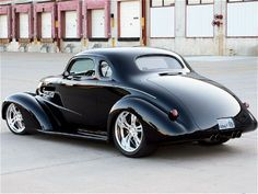 1938 Custom Chevy Coupe
