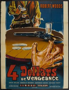 Old School B-Movies Posters | Abduzeedo