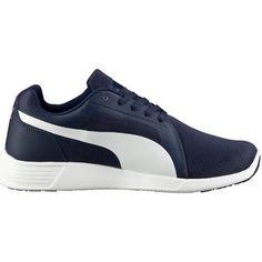 essentiele Puma st trainer evo peacoatwhite heren sneakers (Multi)