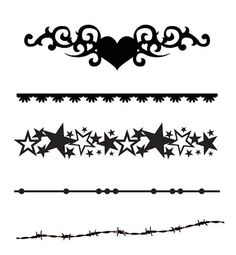 FREE SVG borders barbed wire KLDezign les SVG: mai 2012