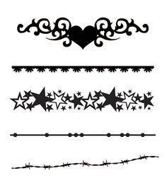 FREE SVG borders barbed wire KLDezign les SVG: mai 2012