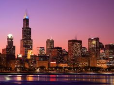 Chicago ...A list of the Best places to travel during the Holidays
