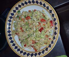 Rezept Gemischter Salat / Eisbergsalat / grüner Salat von Moggl - Rezept der Kategorie Vorspeisen/Salate