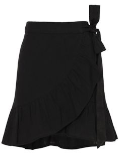 6bd254516d49 Shoppa Wrapped Frill Skirt - Online Hos Nelly.com