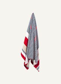 Beach Towel: Nautical Stripe  170