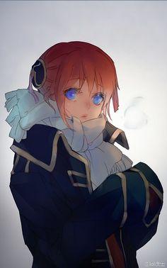 Kagura | Gintama | ♤ #anime ♤
