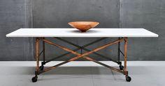 Sweet Peach - Home - Modern 50, Tables andDesks