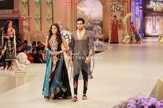 Aamir Baig at Bridal Couture Week 2012